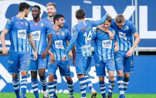 UPDATE: 'KAA Gent haakt af voor transferdoelwit uit Jupiler Pro League'