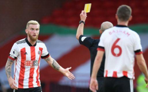 Afbeelding: Sheffield United-spits McBurnie valt Leeds-fan aan na grapje over degradatie