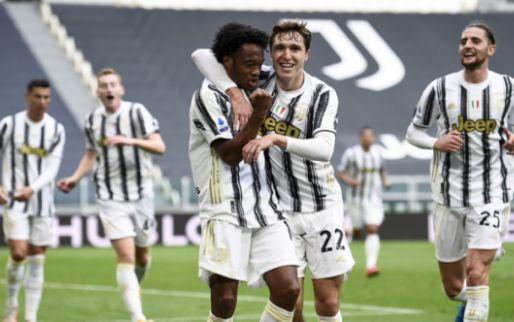 Afbeelding: Juventus leeft nog na spectaculaire topper tegen Internazionale