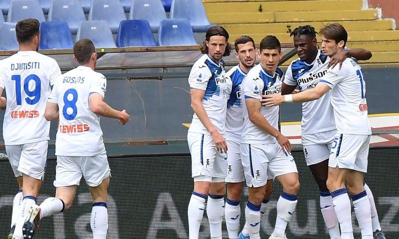 Afbeelding: Mourinho ziet Roma winnen van Lazio en grote stap zetten richting Europa