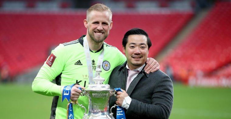 Leicester-eigenaar is wél populair: spelers eren preses en overleden vader