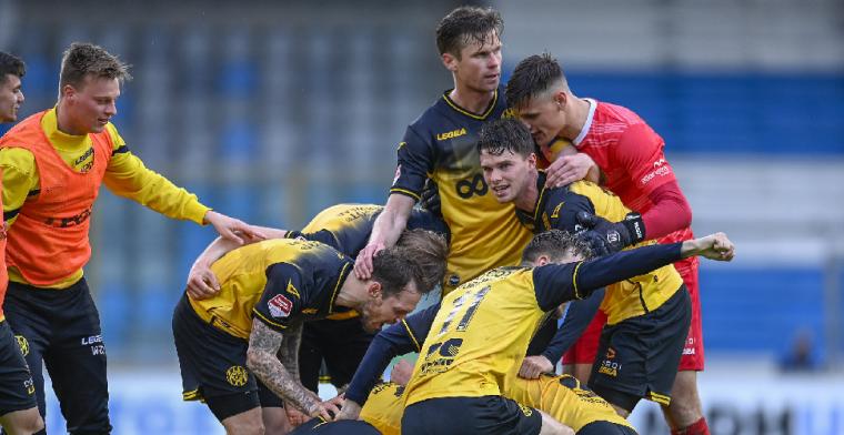 Eredivisie-drama is compleet voor De Graafschap: Roda JC gaat door