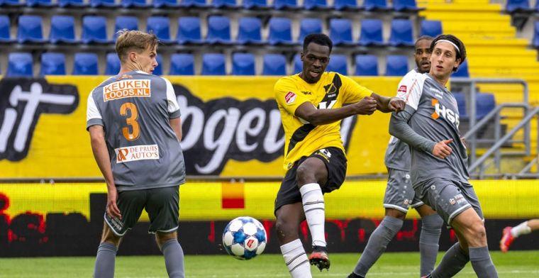 NAC maakt einde aan Eredivisie-droom van Volendam met ruime zege