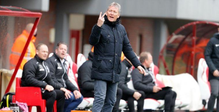 Wormuth 'totaal verrast' door Heracles-selectie: 'Dan denk je niet aan play-offs'