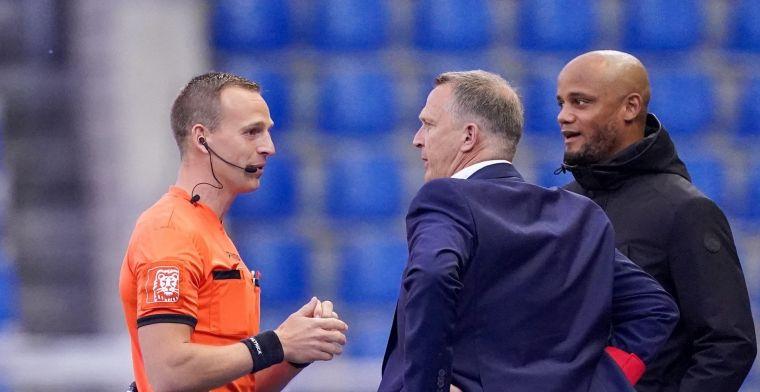 Geen sprake van wissels bij RSC Anderlecht - KRC Genk? Iedereen oogt fris