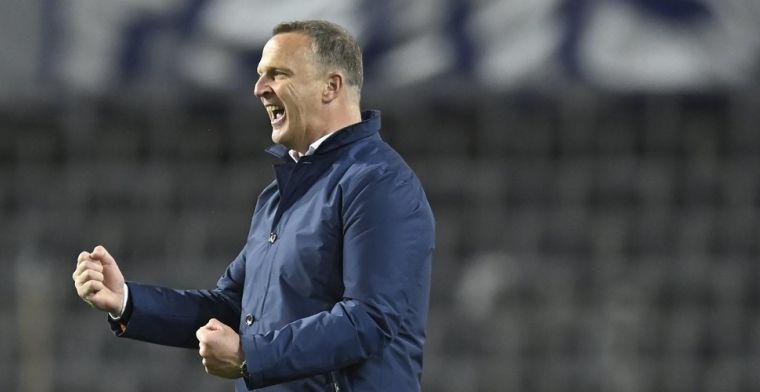 Trotse Van den Brom blijft erin geloven: We hebben Club Brugge geprikkeld