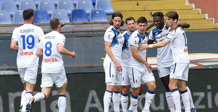 Mourinho ziet Roma winnen van Lazio en grote stap zetten richting Europa