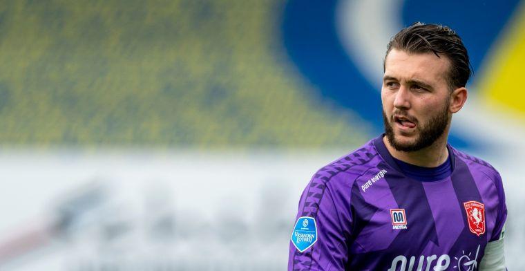 Drommel over Twente-debuut: 'Ze vroegen of ik het wel aandurfde tegen Ajax'