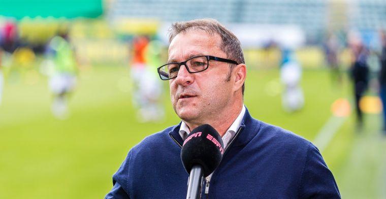 'Schattig' Emmen kreeg hulp van arbitrage: 'Wij hebben vooral pech gehad'