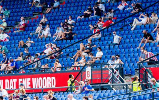 Afbeelding: 'Weer fans in De Kuip en De Galgenwaard: Songfestival kan problemen opleveren'