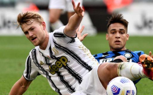Afbeelding: De Ligt bekent: 'Soms word ik wel eens uitgelachen bij Juventus'