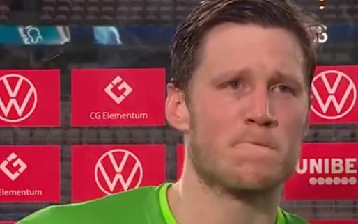Prachtige emotie: Weghorst schiet vol als hij over het EK met Oranje nadenkt