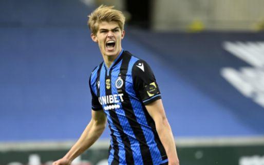 Club Brugge kan de titel ook pakken zonder zelf te spelen