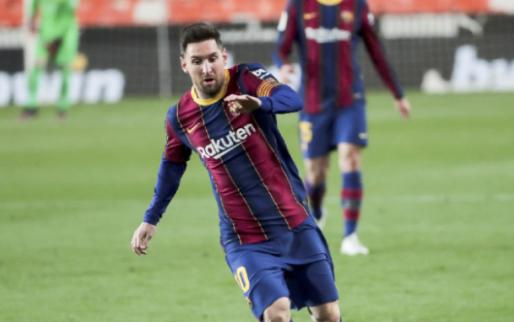 Messi vraagt duizelingwekkend salaris van Man City