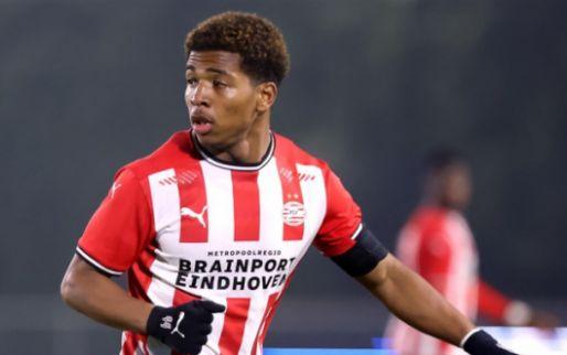 'Volop Eredivisie-interesse in PSV-back: debuut in hoofdmacht lonkt zondag'