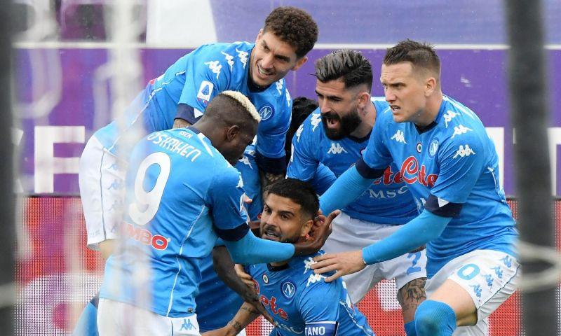 Afbeelding: Napoli duwt Juventus weer kopje onder en staat op Champions League-drempel