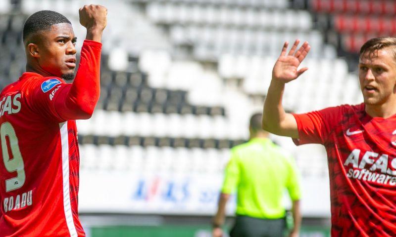 Afbeelding: VP's Elftal van de Week: AZ, PSV, Feyenoord en WIllem II leveren negen van de elf