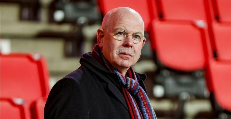'We hebben maximaal gepresteerd met PSV, die credits moet je Ajax wel geven'