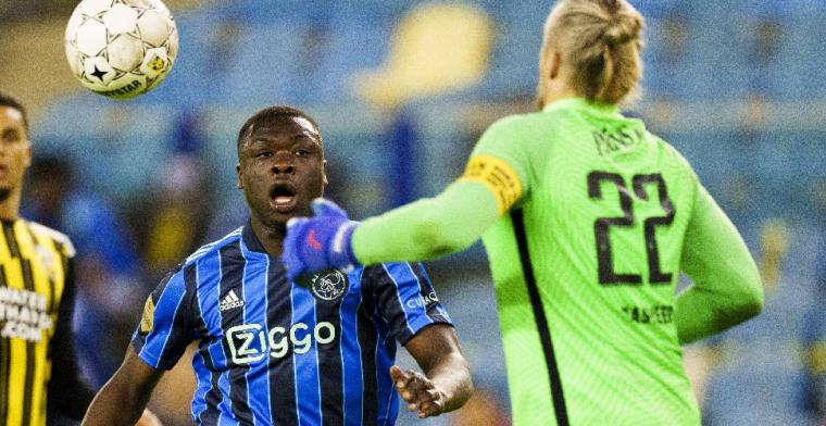Kort maar krachtig: RB Leipzig komt met reactie in Brobbey-soap