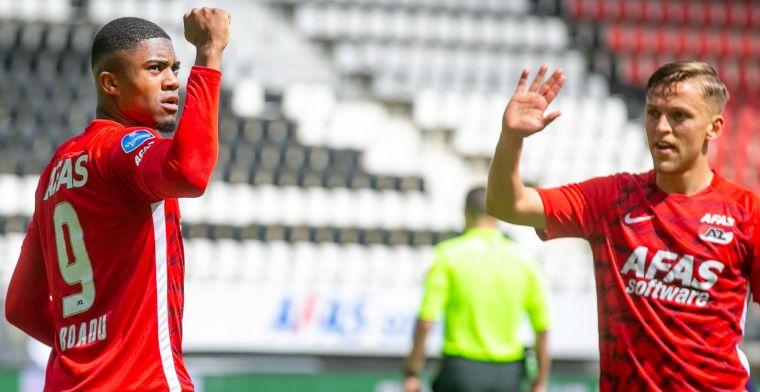 VP's Elftal van de Week: AZ, PSV, Feyenoord en WIllem II leveren negen van de elf