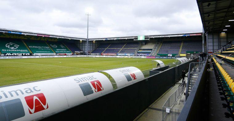 Fortuna reageert op aanmoedigingspremie Emmen: 'Uiteraard geweigerd en gemeld'