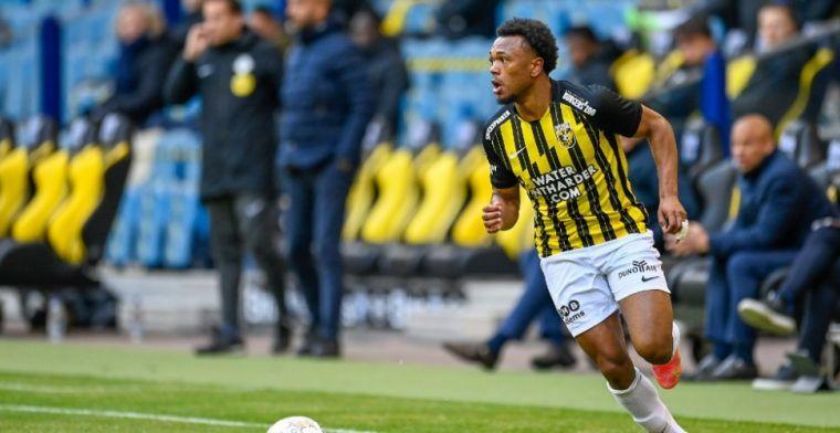 'Openda 'zo goed als zeker' nog jaar bij Vitesse, jawoord Club Brugge nu nodig'