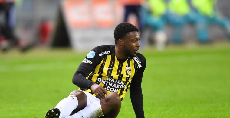 Ook Bazoer kondigt vertrek bij Vitesse aan: 'Ik heb ook stappen gezet'