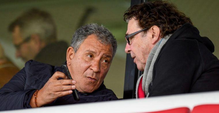 Van Hanegem ziet Feyenoord-bui al hangen: 'Dat schreef ik vorige week ook al'