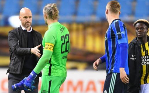 Ajax start eind juni al, Ten Hag bespreekt Danilo en Ekkelenkamp: 'Hoeft niet weg'