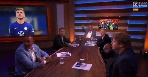 Van Gelder wordt 'helemaal gek' tijdens Rondo: 'Heeft hij spraakles?!'