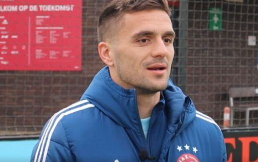 Tadic spreekt zich uit over Ajax-toekomst: 'Daar ga ik wel vanuit'