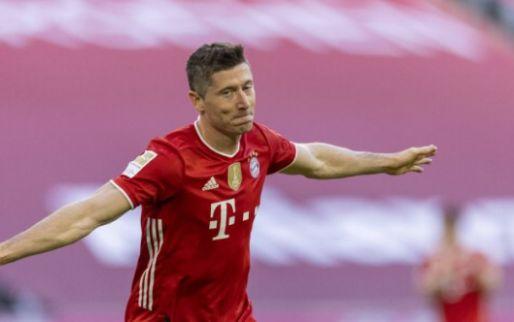 Recordbreker Lewandowski denkt aan PSG-move