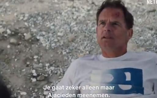 """Frank de Boer wordt bedreigd door Ferry Bouman: """"Hoeveel PSV'ers zitten erbij?!"""""""