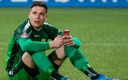 'Go Ahead-uitblinker Gorter betrapt in Amsterdam: Ajax maakt werk van keeper'