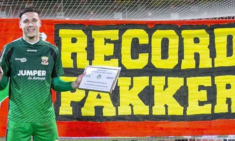 Afbeelding: 'Ajax moet tonnen betalen om recordkeeper Gorter over te kunnen nemen'