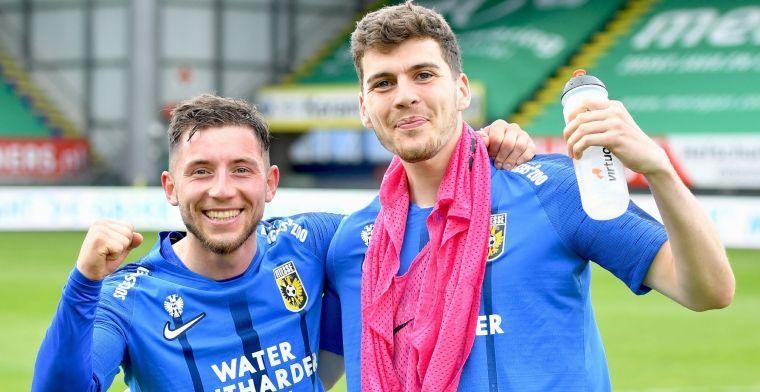 Vitesse heeft transfernieuws: 'Ondanks verschillende clubs die op de loer lagen'