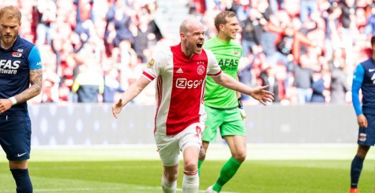'Weinig spelers die bij Ajax zijn weggegaan, zullen zeggen dat elders leuker is'