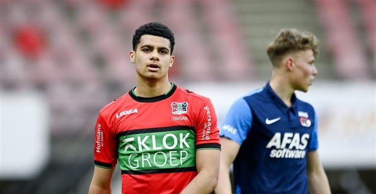 'NEC kan na één seizoen al forse winst maken op talentvolle aanvaller'
