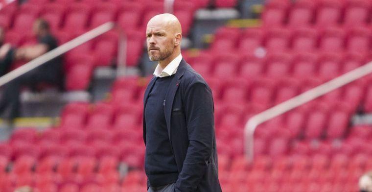 Ten Hag 'overlegt' met bondscoach De Boer: 'Hebben we individueel naar gekeken'