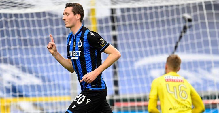 'Vanaken moet weg, weg uit zijn comfortzone bij Club Brugge'