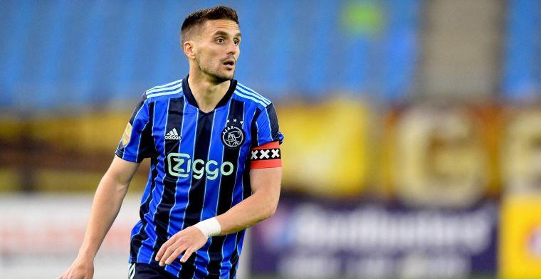 Tadic looft 'geweldige' teamgenoot bij Ajax: 'Is klaar om het nog beter te doen'