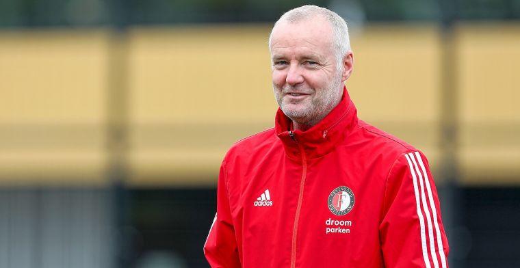 'Feyenoord heeft nieuw hoofd jeugdopleiding voor komend seizoen al in gelederen'