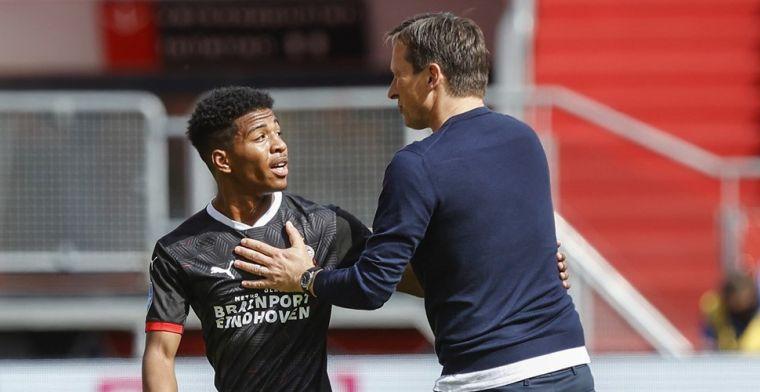 Nieuw PSV-contract in de maak ondanks Eredivisie-interesse: 'Moet goed komen'