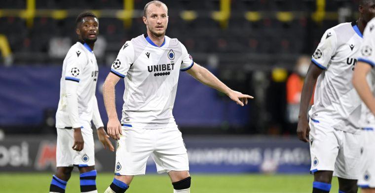 'Slavia Praag en Sparta Praag azen op aanvaller van Club Brugge'
