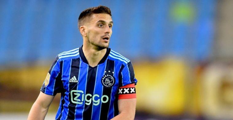 Ajax wacht niet lang met volgende prijsuitreiking: Tadic Ajacied van het jaar
