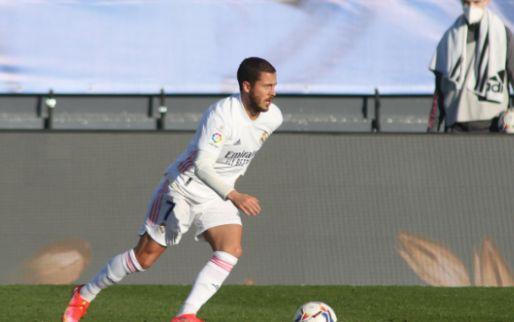 """Martinez vertrouwt volledig op Hazard tijdens het EK: """"Belangrijke rol"""""""