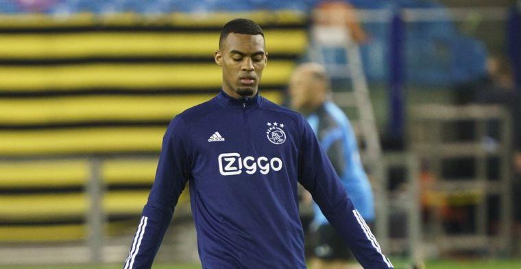 Gravenberch geeft update over Ajax-toekomst: 'Die plannen heb ik ook'