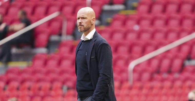 'Ik sta niet onder de douche te denken dat ik dit maar goed heb gedaan bij Ajax'
