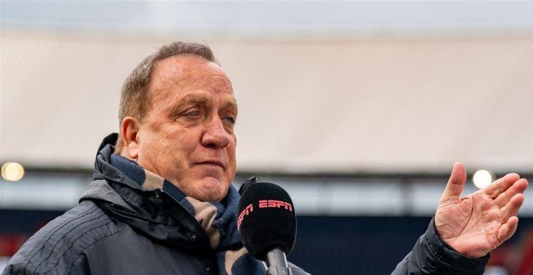 Advocaat: 'Hoe kan hij het Songfestival belangrijker vinden dan Feyenoord?'