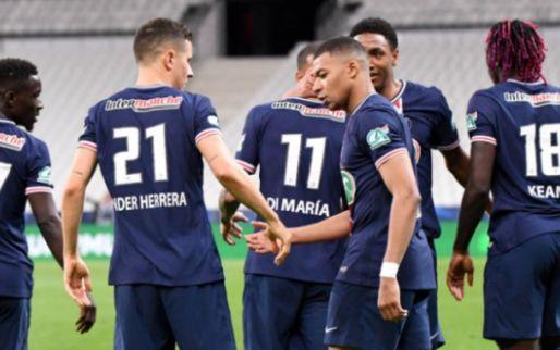 Afbeelding: AS Monaco maakt het PSG niet moeilijk, Parijzenaars winnen Coupe de France